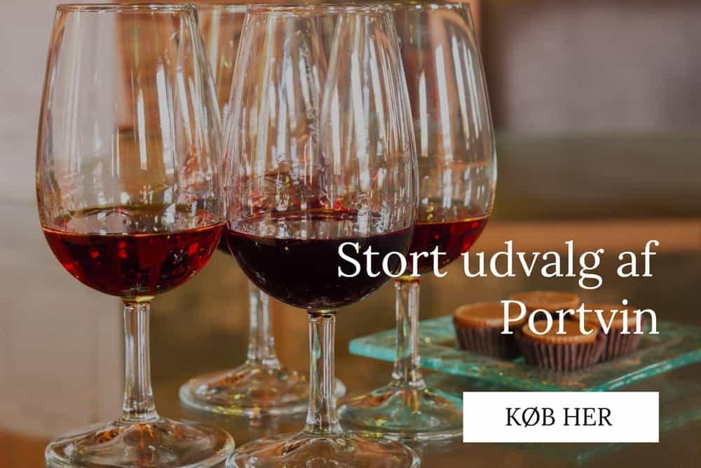 Se udvalget af portvin